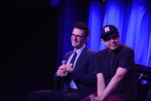 George Salazar And Joe Iconis Album TWO-PLAYER GAME to Drop 7/27