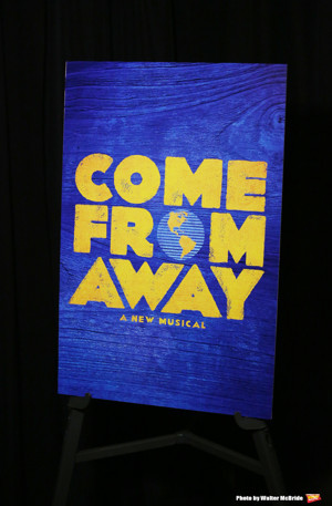 COME FROM AWAY Announces UK Productions Ahead of Australian Premiere!