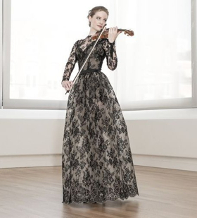 Violinist Tosca Opdam Makes Weill Debut In Robin De Raaff World Premiere, Inspired By De Kooning Painting