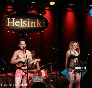 Taylor Louderman, Ariana DeBose, Daisy Eagan and More to Strip Down with The Skivvies at Le Poisson Rouge