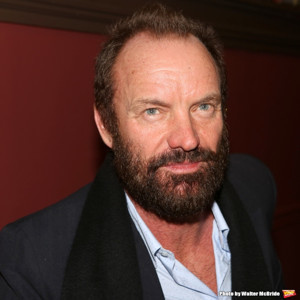 Sting Will Star In Canadian Premiere Of His Musical THE LAST SHIP at Princess Of Wales Theatre