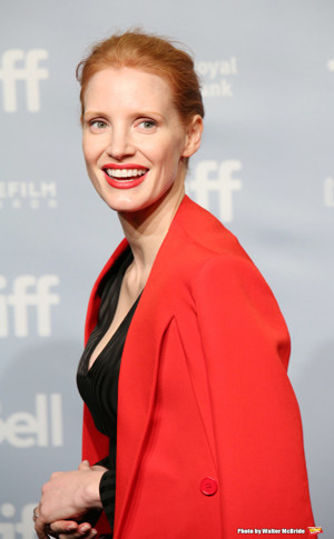 Jessica Chastain To Produce And Star In New Action Film EVE