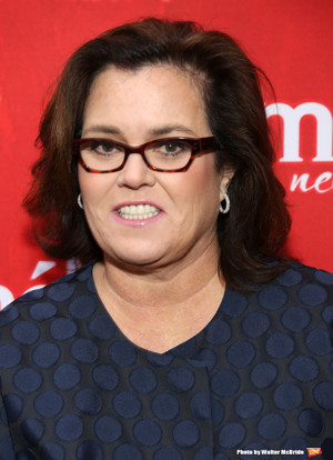 Rosie O'Donnell Will Lead Broadway Stars in Protest at the White House Monday