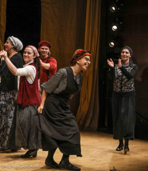 BWW Interview: Jackie Hoffman's Yente Spins Comedy in Yiddish FIDDLER ON THE ROOF