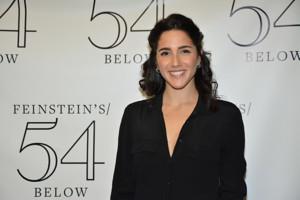54 Below Hosts Feinstein & Ebersole, Samantha Massell Ft. Laura Osnes, & More This Week