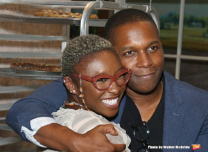 HARRIET Starring Cynthia Erivo to Begin Production; Leslie Odom Jr. Joins Cast