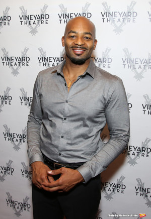 Brandon Victor Dixon Will Host Houses on the Moon's Gala