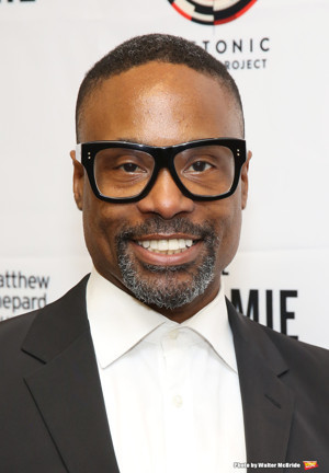 Billy Porter Cast in Tiffany Haddish's LIMITED PARTNERS