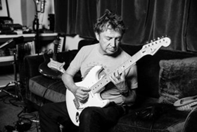 Andy Summers of the POLICE To Headline Benefit Concert of Musicians Affected by the North California Fires