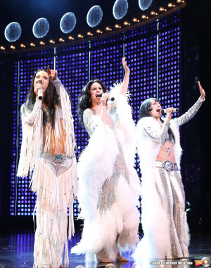 No Need to Turn Back Time! Meet the Cast of THE CHER SHOW- Now in Previews!
