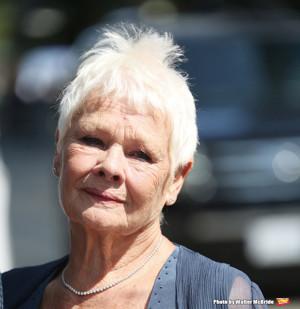 Judi Dench Will Receive the Richard Harris Outstanding Contribution Award at the British International Film Awards