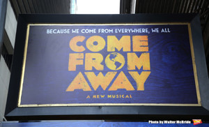 Casting Announced For COME FROM AWAY Australian Premiere