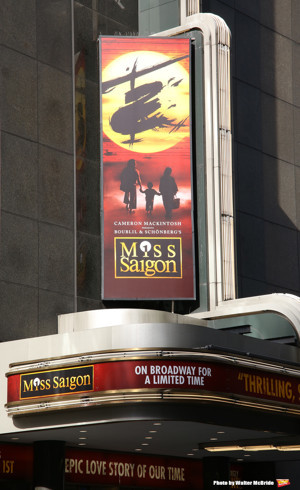 Broadway's MISS SAIGON On Sale at Broadway At The Hobby Center, Today