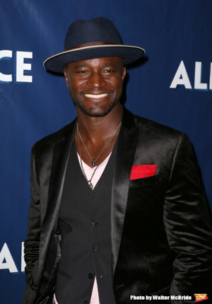 Taye Diggs to Direct Reading of New Play THOUGHTS OF A COLORED MAN