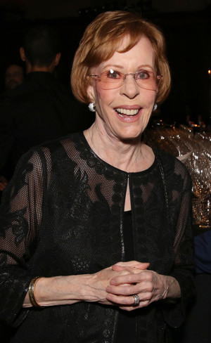 Carol Burnett Brings AN EVENING OF LAUGHTER AND REFLECTION WHERE THE AUDIENCE ASKS QUESTIONS To Ovens Auditorium May 14