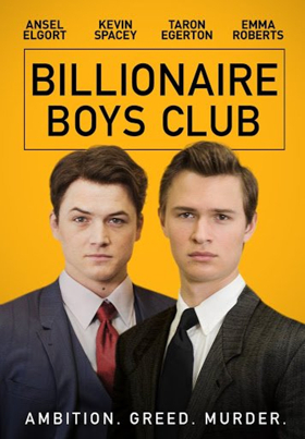 Kevin Spacey's 'Billionaire Boys Club' Makes Only $126 on Opening Day