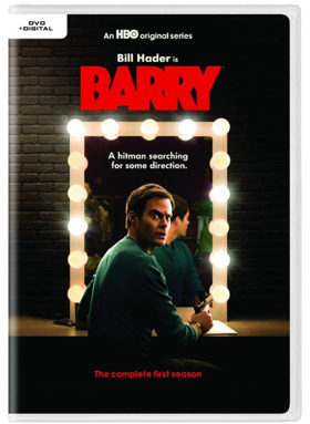 Nominated for 13 Emmy Awards Including Outstanding Comedy Series, BARRY Arrives on DVD 10/2
