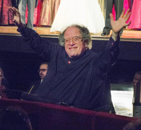 Met Opera Conductor James Levine Let Go Following Accusations of Sexual Abuse and Harassment