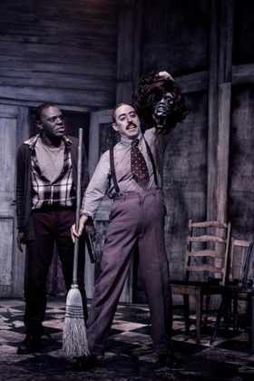 BWW Review: NIGHT OF THE LIVING DEAD LIVE!, Pleasance Theatre