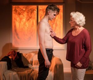 BWW Interview: Louise Jameson and Thomas Mahy Talk VINCENT RIVER