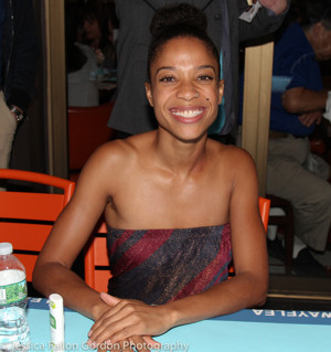 Tamyra Gray Stops Performance of ONCE ON THIS ISLAND To Help Choking Audience Member