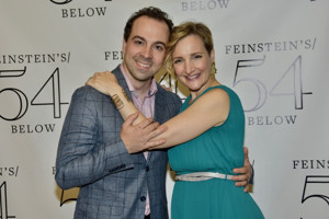 Rob McClure and Maggie Lakis Welcome Baby Girl, Sadie James