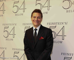 Michael Feinstein: Swingin' With The Season, A Broadway Christmas, And More Next Week At Feinstein's/54 Below
