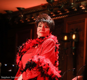 Chita Rivera Returns to Feinstein's/54 Below Next Week