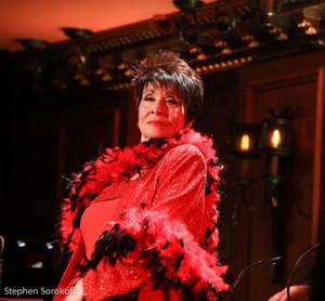 Chita Rivera Returns to Feinstein's/54 Below Next Week