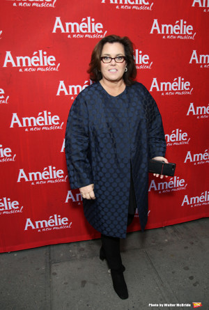 Rosie O'Donnell Joins THE MUSIC MAN at the Kennedy Center