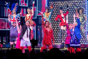 National Tour Of KINKY BOOTS Comes To Folsom