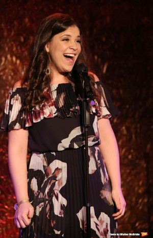 BWW Interview: Tony Winner and Grammy Nominee Lindsay Mendez on Her Return to 54 Below and WICKED Past