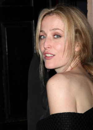 Gillian Anderson Will Appear on Season Four of Netflix's THE CROWN