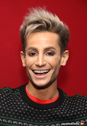Frankie Grande Announced At The Green Room 42