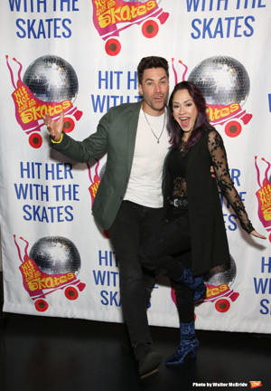 Cast Recording of HIT HER WITH THE SKATES Featuring Diana DeGarmo And Ace Young Now Streaming