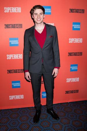 BWW Interview: SUPERHERO's Jake Levy