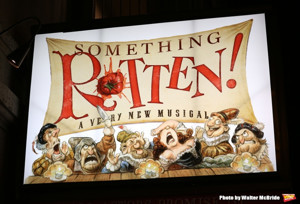 Harris Center Welcomes The National Tour Of SOMETHING ROTTEN!