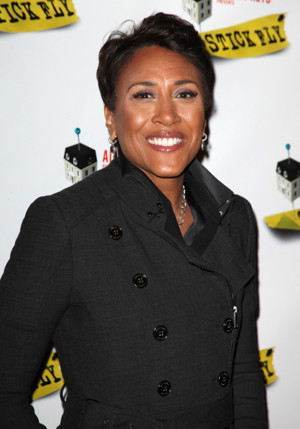 Robin Roberts to Host ABC's First-Ever Live Coverage of THE NFL DRAFT