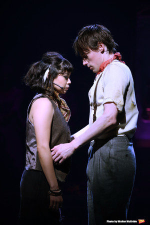 HADESTOWN Stars Eva Noblezada and Reeve Carney Announce Double-Bill At Green Room 42