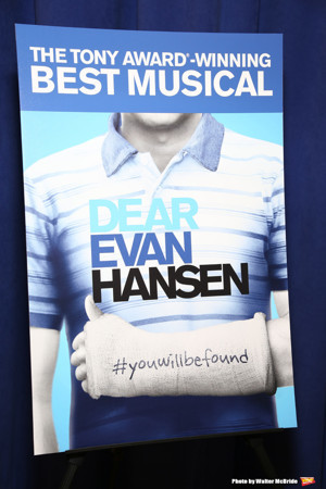 DEAR EVAN HANSEN Toronto Tickets Now On Sale Through September