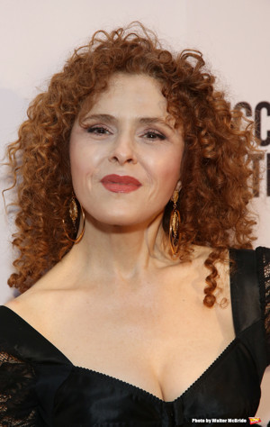 Bernadette Peters and Anthony Haden-Guest to Present at Urban Stages Gala