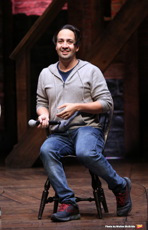 Meet Lin-Manuel Miranda at the Uptown Arts Stroll Opening on May 28 in NYC
