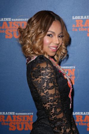 Ashanti To Executive Produce and Star In WINTER SONG, Starting Production Today
