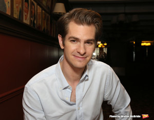 Andrew Garfield Will Star as James Rhodes in Musical Biopic INSTRUMENTAL