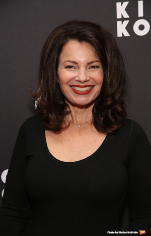 Fran Drescher Hints That THE NANNY Could be Headed to Broadway