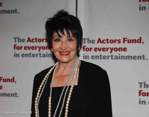 Chita Rivera to Appear in Concert Featuring Corey Cott and Telly Leung