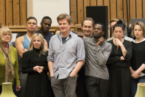 BWW Interview: Charles Edwards Talks ABSOLUTE HELL