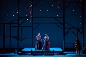 BWW Review: ARIADNE AUF NAXOS Wrangles a Dynamic Operatic Experience at The Long Center in Austin, TX