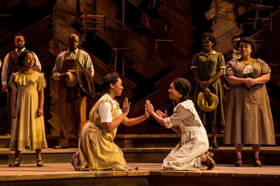 BWW Review:  THE COLOR PURPLE Falls Short at Kennedy Center Despite Some Amazing Performances