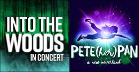 CMT Announces 2019 Season Including INTO THE WOODS and PETE(HER) PAN